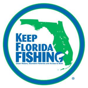Keep Florida Fishing logo