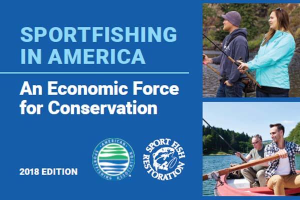 Sportfishing in America - 2018 edition