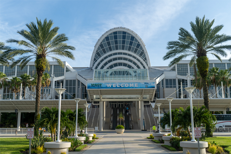 Orange County Convention Center - Home of ICAST 2019