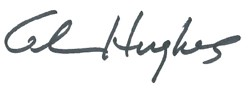 Glenn Hughes Signature