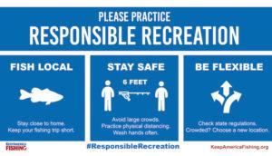 Responsible Recreation Infographic