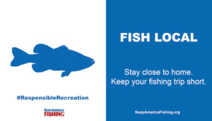 Responsible Recreation Infographic Fish Local